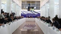 Nalçik'te Kafkasya Sivil Konseyi toplantısı yapıldı