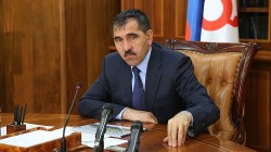 Yevkurov'dan ailelere IŞİD konuşması