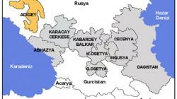 Kafkasya sınırlarının değişikliği