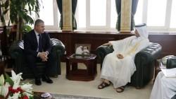 Gürcistan Tarım Bakanı Katar Başbakanı ile görüştü
