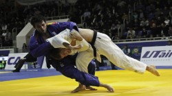 Kabardey-Balkarlı judocu bronz madalya kazandı