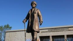 Lezgi şair Stalski'nin müze-evi kundaklandı