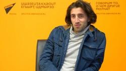 """Abhazyalı yönetmen Garmeliya ile """"Köprü"""" filmi üzerine"""