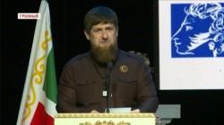 Çeçenya'da Rusça forumu