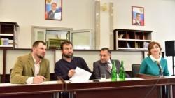 Ürdünlü Çerkes ilahiyatçılar Maykop'u ziyaret etti