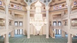 Projesi Türkiye'den gelen cami Nalçik'te  inşa edilecek