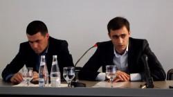 """""""Adil Abhazya"""" koalisyon hükümeti istiyor"""