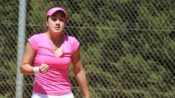 Abhazyalı tenisçi Amina Anşba Fransa yolcusu