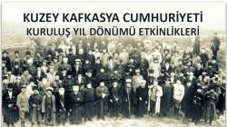 İstanbul'da Kuzey Kafkasya Cumhuriyeti anma programı