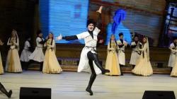 Azerbaycan'da Dağıstan Kültür Günleri