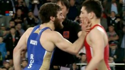 Dağıstan güreş takımına Kabardey-Balkar'dan teşekkür