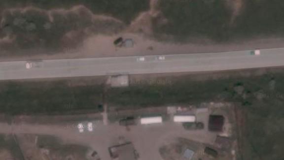Grozny_Patlama yeri_Uydu_09052016
