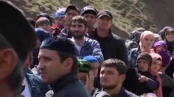 Calaldinov'un köylüleri Putin'den özür diledi