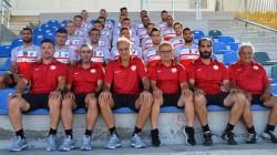 KKTC milli takımı CONIFA için Abhazya'ya gitti