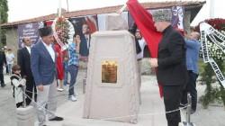 Ankara'da Çerkes Sürgünü anıtı açıldı