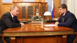 "Kadirov: ""Putin Grozni şehrimizi takdir etti"""