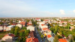 Karaçay-Çerkes heyeti Konya'ya geldi