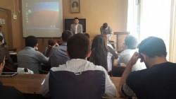 """""""Rusya'da İslam"""" seminerleri Mahaçkale'de başladı"""