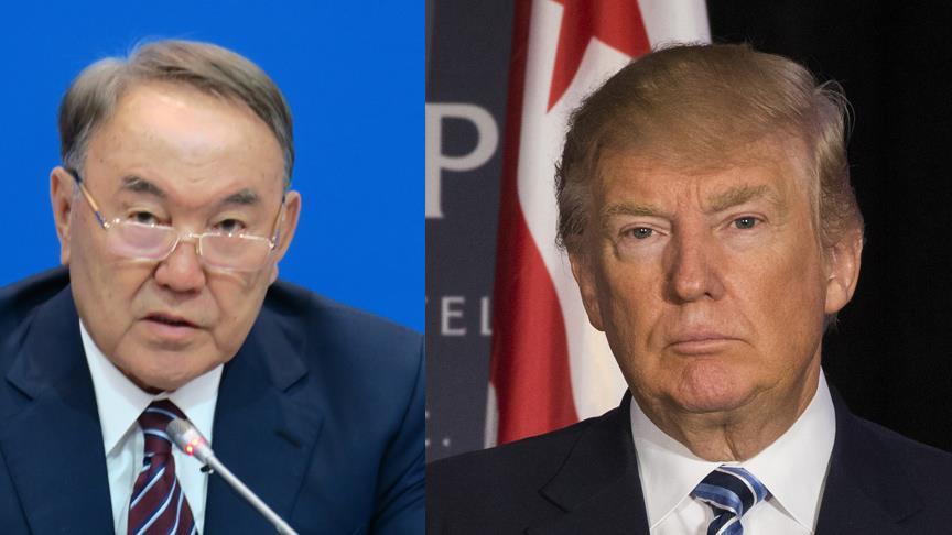 nazarbayev-trump