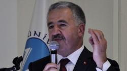 Ulaştırma, Denizcilik ve Haberleşme Bakanı Ahmet Arslan Azerbaycan'da