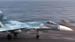 Rusya'nın savaş uçağı Akdenize çakıldı