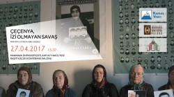 Çeçenya Filmi Marmara Üniversitesi'nde Gösterilecek
