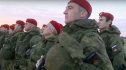 Çeçenistan'dan Suriye'ye Asker Gönderildi