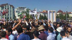 İnguşetya'da sınır değişikliğine protesto