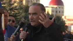 İnguşetya'nın ilk cumhurbaşkanı Auşev İnguş protestoculara destek verdi
