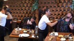 Nusret Dubai'de Kadirov'a et yedirdi