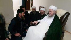 Kadirov İsmailağa'yı ziyaret etti ortalık karıştı
