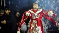 Kadirov Çeçenya'yı yılbaşına hazırlıyor