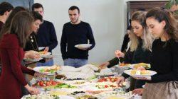 Kafkasyalı öğrenciler diaspora ile buluştu