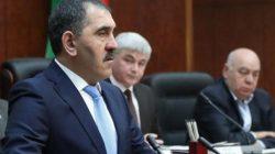 Yunusbek Yevkurov istifa etmeyeceğini açıkladı