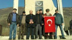Kumuklar Dağıstan'da Türk şehitliği inşa etti