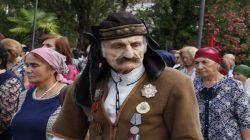 Abhazya Cumhuriyeti gazilerine sahip çıkıyor