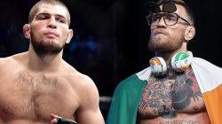 UFC Başkanı açıkladı: Khabib ile McGregor tekrar dövüşecek