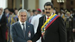 Abhazya'dan Maduro'ya tam destek