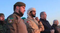 Arap ülkeleri Çeçenya ile askeri işbirliğine hazırlanıyor