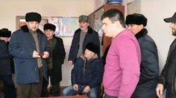 İnguş heyetin Kuzey Osetya'yı ziyaret etmesi dikkat çekti