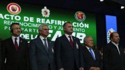 Abhazya ve Türkiye yan yana poz verdi