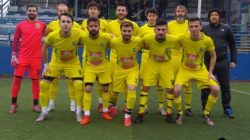 FK 1864 ATAŞEHİR KARŞILANMASI 4-2 SONUÇLANDI