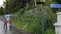 Abhaz-Gürcü Sınırında gerginlik