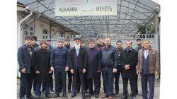 Adıgey ve Krasnodar Eyaleti Müftülüğü heyetinin Abhazya ziyareti
