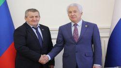 Nurmagamedov başkan yardımcılığına atandı