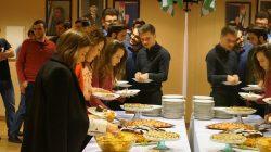 Kafkasyalı öğrenciler diaspora ile Abhaz derneğinde buluştu