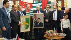 Abhaz Dernekleri Federasyonu Kuzey Kafkasya'da