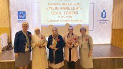 Çerkes kadınları yılın annelerini ödüllendirdi