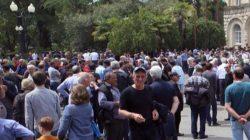 Abhazya'da cumhurbaşkanlığı seçimlerinin ertelenmesi gündemde