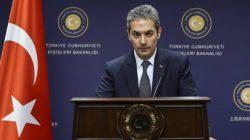 Dışişleri Bakanlığı sözcüsü sürgün yıl dönümleri hakkındaki soruya cevap verdi